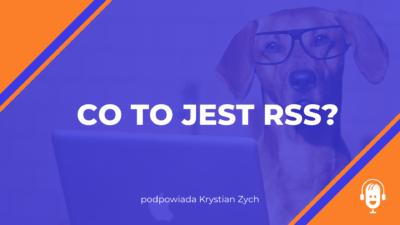 Co to jest RSS