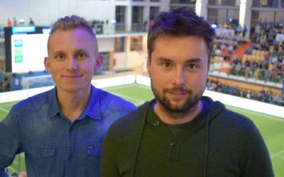 Jak uczyć futbolu opowiadają Przemek i Paweł