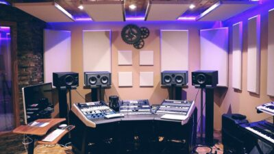 Jak przygotować miejsce do nagrywania podcastu
